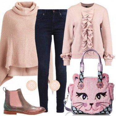 Outfit Sempre romantica