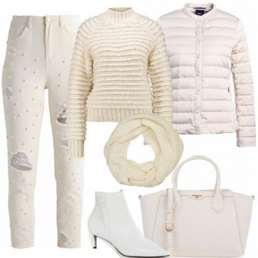 Outfit Bianco