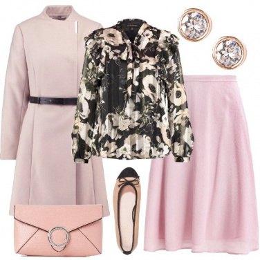 Outfit Fiori e fiocchi