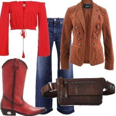 Outfit Aria di Texas