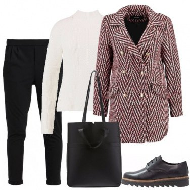 Outfit Il capotto