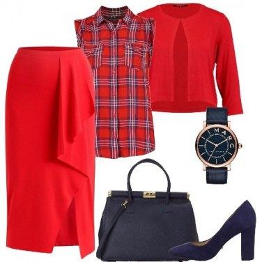 Outfit La padrona di casa