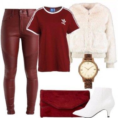 Outfit Lo sport diventa tendenza