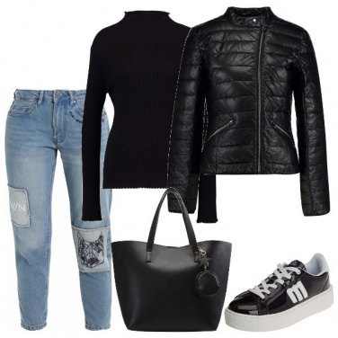 Outfit La scarpa sportiva