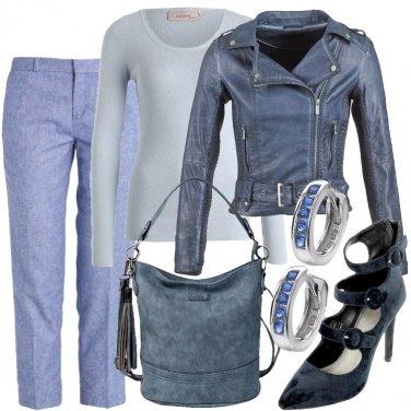 Outfit Nei dintorni del blu
