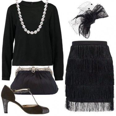 Outfit Ispirazione anni venti