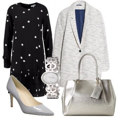 Outfit A pois