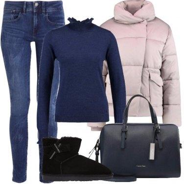 Outfit Stivaletti invernali