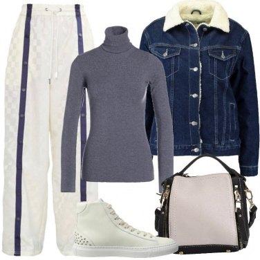 Outfit Uno stile diverso