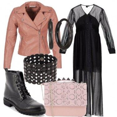 Outfit Alternativamente rock