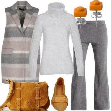 Outfit Minimal pastello