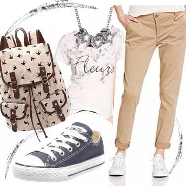 Outfit Chino\'s