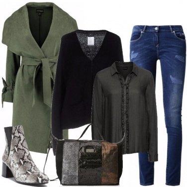 Outfit Cosa indosso con il cappotto