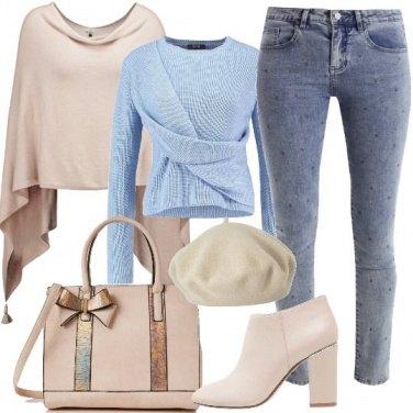 Outfit Colori delicati