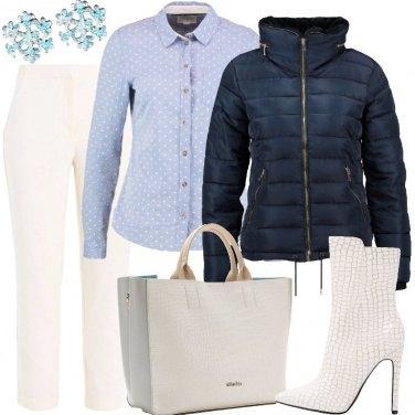 Outfit Fiocchi di neve