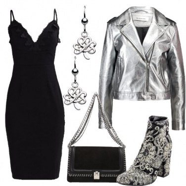 Outfit Silver
