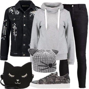 Outfit Sono un gatto