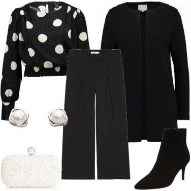 Outfit I pantaloni culotte