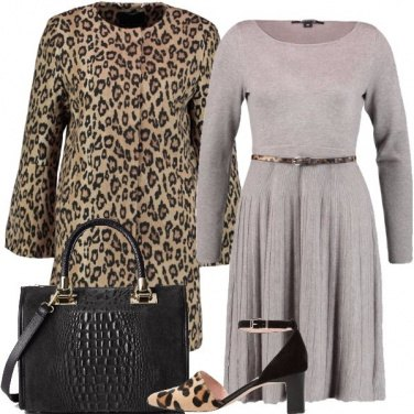 Outfit Gusto animalier