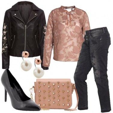 Outfit Grinta da donna