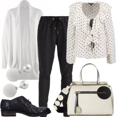 Outfit I mille pois