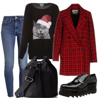 Outfit Comodo Natale