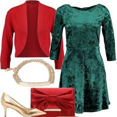 Outfit I colori magici