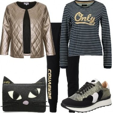 Outfit Giornate comode