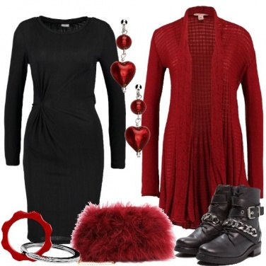 Outfit Cena natalizia