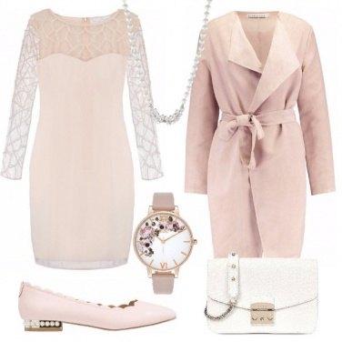 Outfit Romantiche feste