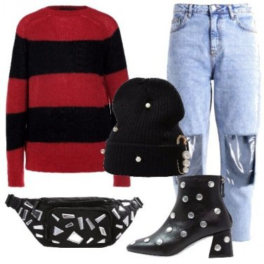 Outfit Feste urban style