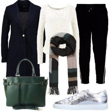 Outfit Le scarpe laminate