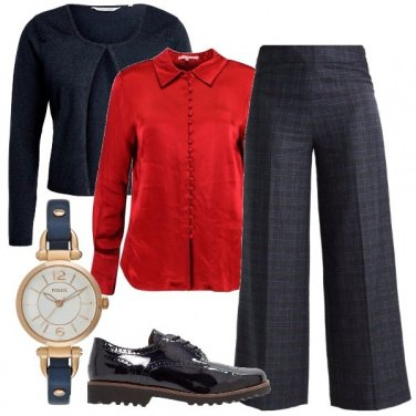 Outfit Comodamente a casa