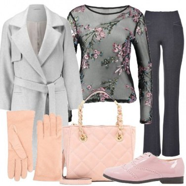 Outfit Con delicatezza