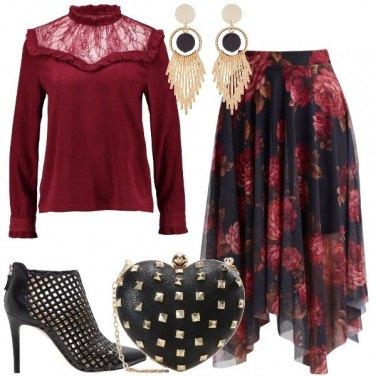 Outfit L\' invitata speciale