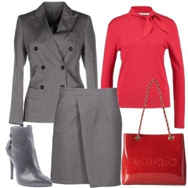 Outfit Rigore e colore