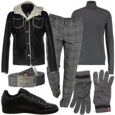 Outfit Classico rivisitato