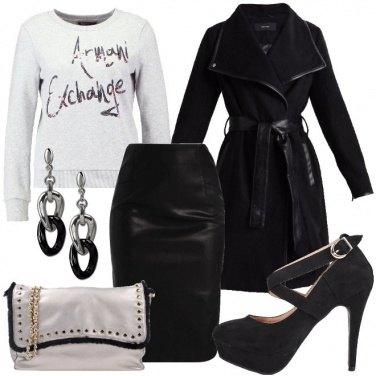 Outfit La mia serata glamour