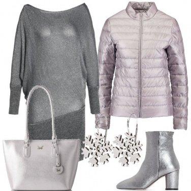 Outfit Cosparsa d\'argento