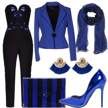 Outfit Party chic e originale