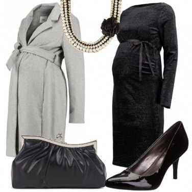 Outfit Serata elegante