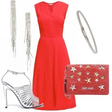 Outfit Perfect rouge