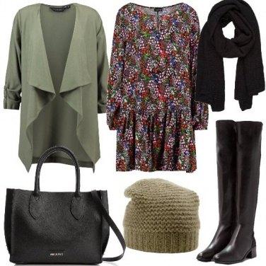 Outfit Mini abito comodo