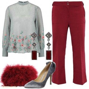 Outfit Chic durante le feste