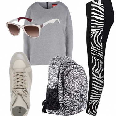 Outfit Leggings mania