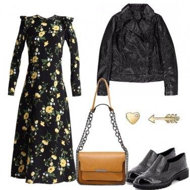 Outfit Un po\' grunge