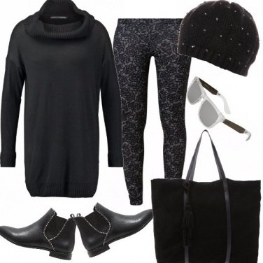 Outfit Leggins 24h