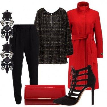 Outfit I colori delle feste