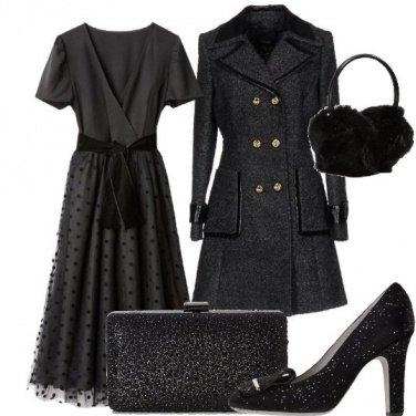 Outfit Serate di festa