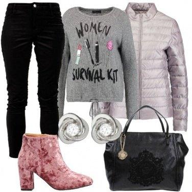 Outfit Kit di sopravvivenza
